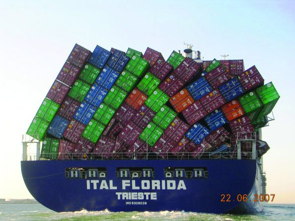 New Ship Safety Rule to Prevent Loss of Containers Enters