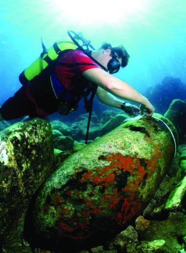 Underwater munitions