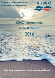 KIMO International Annual Report 2016
